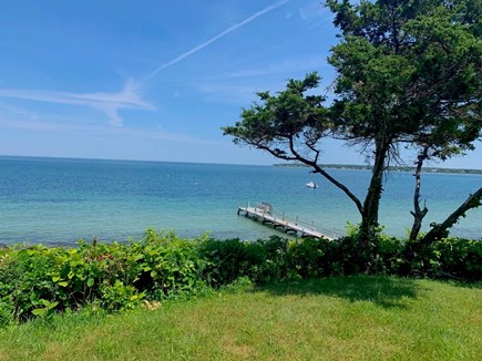 Vineyard Haven Martha's Vineyard vacation rental - Shared dock