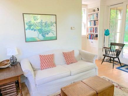 Vineyard Haven Martha's Vineyard vacation rental - Comfortable Living Area