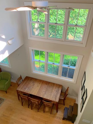 Vineyard Haven Martha's Vineyard vacation rental - Open Stairway, View from Second Floor