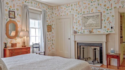 Edgartown Martha's Vineyard vacation rental - Middle Room - Bedroom 4 - with king or 2 twin beds