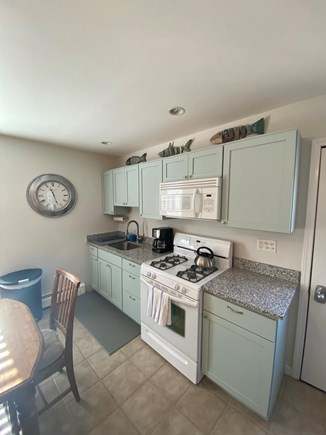 Vineyard Haven Martha's Vineyard vacation rental - Bright open kitchen with granite countertops.