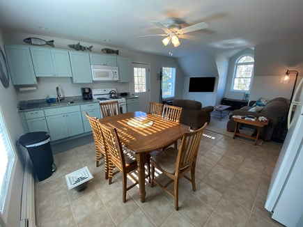 Vineyard Haven Martha's Vineyard vacation rental - Open floor plan kitchen.