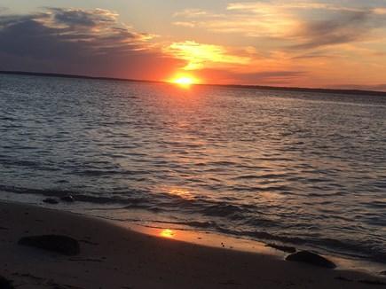 West Tisbury, Upper Makonikey Martha's Vineyard vacation rental - Enjoy Your Own Beautiful Sunsets