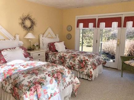 West Tisbury, Upper Makonikey Martha's Vineyard vacation rental - Twin Room with private bath