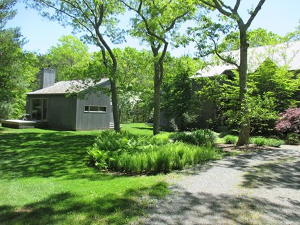 West Tisbury Martha's Vineyard vacation rental - Guest House and Main House