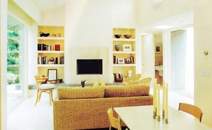 West Tisbury Martha's Vineyard vacation rental - Living Room area (VINEYARD STYLE photo)