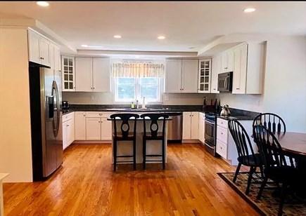 Edgartown, ENC2191 Martha's Vineyard vacation rental - Bright modern kitchen
