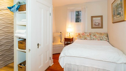 Edgartown Martha's Vineyard vacation rental - Joanna Pease Room - Bedroom 11, West Bathroom 2 zero curb shower
