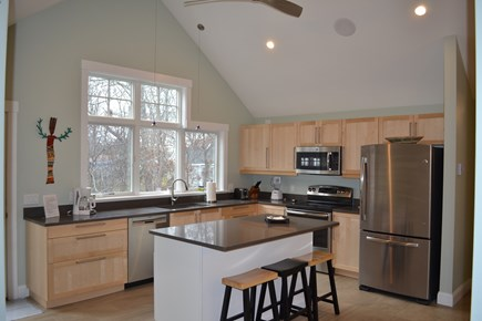 Oak Bluffs, East Chop Martha's Vineyard vacation rental - Well-appointed cook's kitchen.