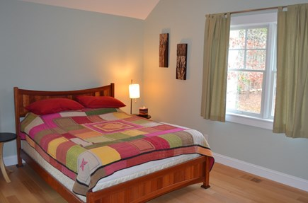 Oak Bluffs, East Chop Martha's Vineyard vacation rental - Primary bedroom with private bath.