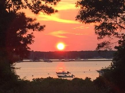 Oak Bluffs Martha's Vineyard vacation rental - Summer sunsets