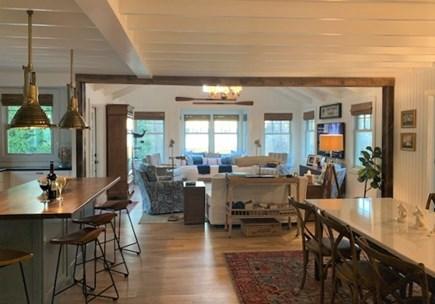 Oak Bluffs Martha's Vineyard vacation rental - Open floor plan for entertaining