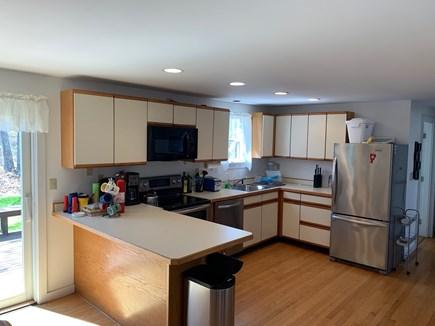West Tisbury Martha's Vineyard vacation rental - Bright kitchen