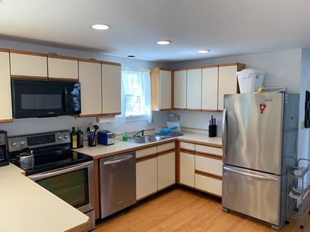 West Tisbury Martha's Vineyard vacation rental - Kitchen with modern appliances