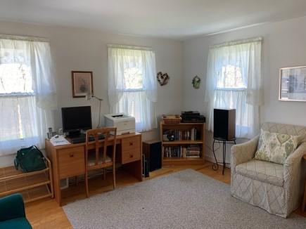 West Tisbury Martha's Vineyard vacation rental - More living space