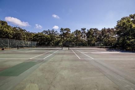 Edgartown Martha's Vineyard vacation rental - Association Tennis Courts