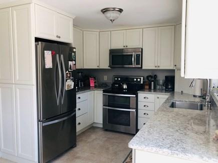 Edgartown Martha's Vineyard vacation rental - Updated kitchen.