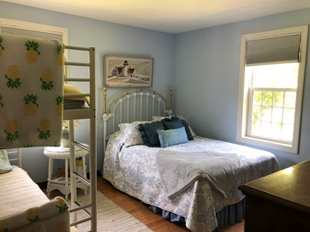 Edgartown Martha's Vineyard vacation rental - 1st Floor front bedroom.