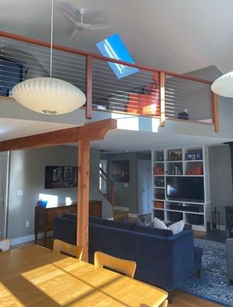 Chilmark Martha's Vineyard vacation rental - Main living area