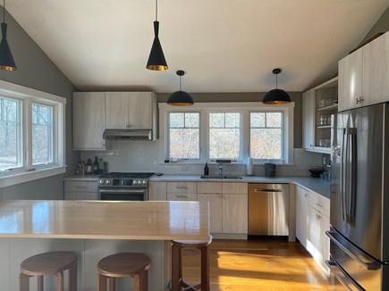Chilmark Martha's Vineyard vacation rental - Well appointed kitchen