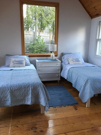 Vineyard Haven Martha's Vineyard vacation rental - Sunroom/Bedroom 1st floor