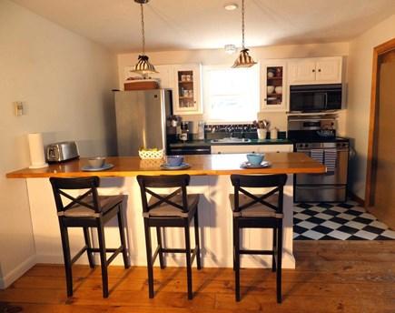 Vineyard Haven Martha's Vineyard vacation rental - Kitchen w/ island