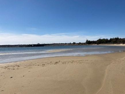 Oak Bluffs-Brush Pond/Eastvill Martha's Vineyard vacation rental - Nearby Sandy Beach