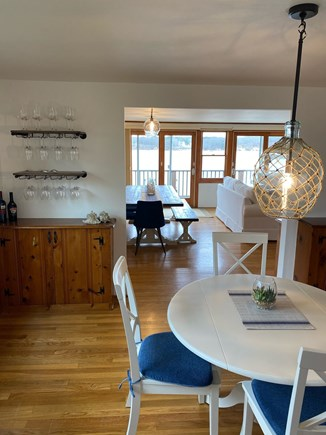 Vineyard Haven Martha's Vineyard vacation rental - Dining Area #2 w/ seating for 4, perfect area to play board games