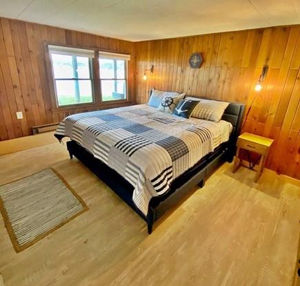 Vineyard Haven Martha's Vineyard vacation rental - Bedroom #6 - King Bed w/ Waterviews