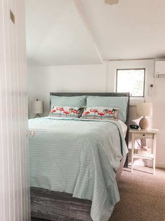 Oak Bluffs, East Chop Martha's Vineyard vacation rental - 1st floor bedroom with attached bathroom (full bed)