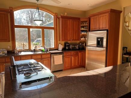 Vineyard Haven Martha's Vineyard vacation rental - Gourmet Kitchen with Gas Range and Granite Countertops