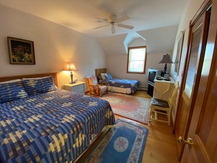 Vineyard Haven Martha's Vineyard vacation rental - Guest Bedroom 1 with Queen and Twin