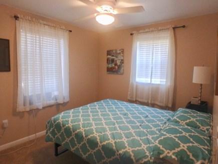 Oak Bluffs Martha's Vineyard vacation rental - First floor queen bedroom