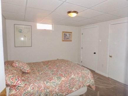 Oak Bluffs Martha's Vineyard vacation rental - Lower level queen bedroom