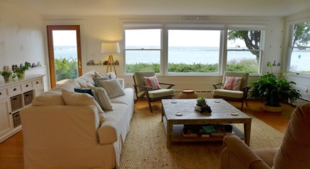 Oak Bluffs Martha's Vineyard vacation rental - Living area 2nd view