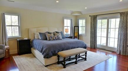 Oak Bluffs Martha's Vineyard vacation rental - 2nd FL Master King en-suite w/ balcony