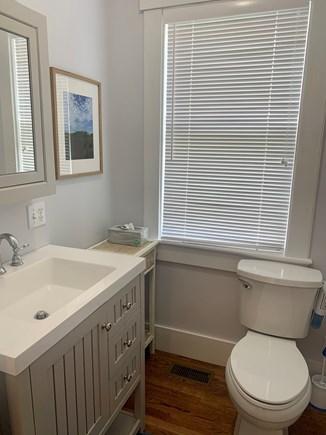 Edgartown Martha's Vineyard vacation rental - 1/2 bath in second bedroom