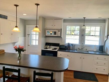 Edgartown Martha's Vineyard vacation rental - Kitchen