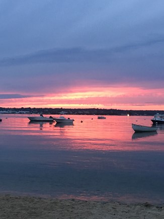 Oak Bluffs Martha's Vineyard vacation rental - Ten minute walk to beautiful Lagoon sunsets!