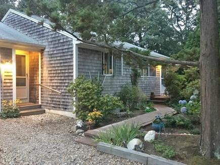 Oak Bluffs Martha's Vineyard vacation rental - Front of house at dusk