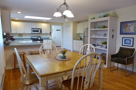 Oak Bluffs Martha's Vineyard vacation rental - Dining room with additional bar seating