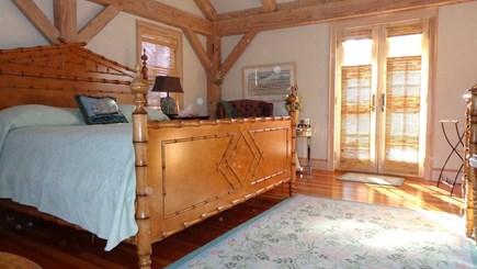 Edgartown Martha's Vineyard vacation rental - Master suite