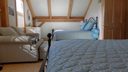 Edgartown Martha's Vineyard vacation rental - Bedroom two queens