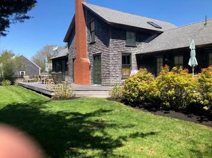 Edgartown Martha's Vineyard vacation rental - Rear Exterior