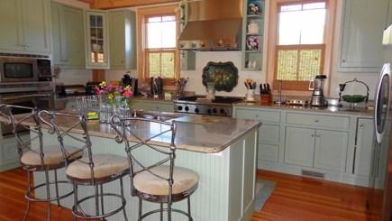 Edgartown Martha's Vineyard vacation rental - Gormet Kitchen