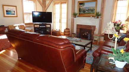 Edgartown Martha's Vineyard vacation rental - For a chilly night