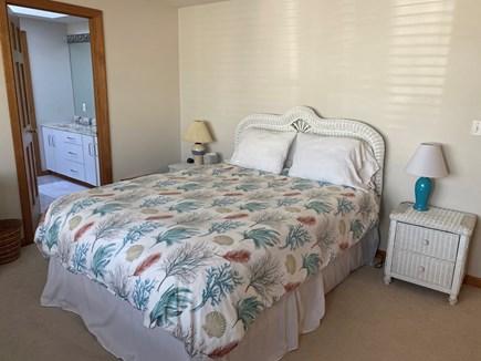 West Tisbury Martha's Vineyard vacation rental - Downstairs queen Master