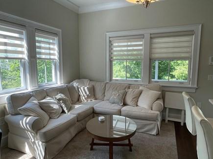 Edgartown Martha's Vineyard vacation rental - Second floor corner units gets lots of light.