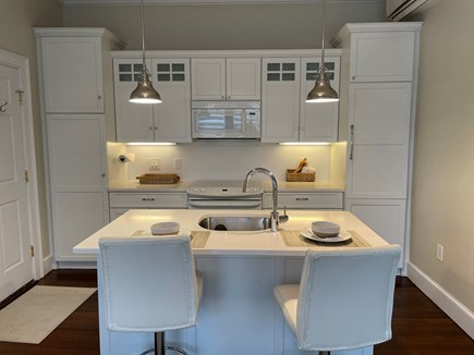 Edgartown Martha's Vineyard vacation rental - Open Concept Living with Well-Appointed Kitchen.