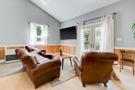 West Tisbury Martha's Vineyard vacation rental - Open Airy Living Room